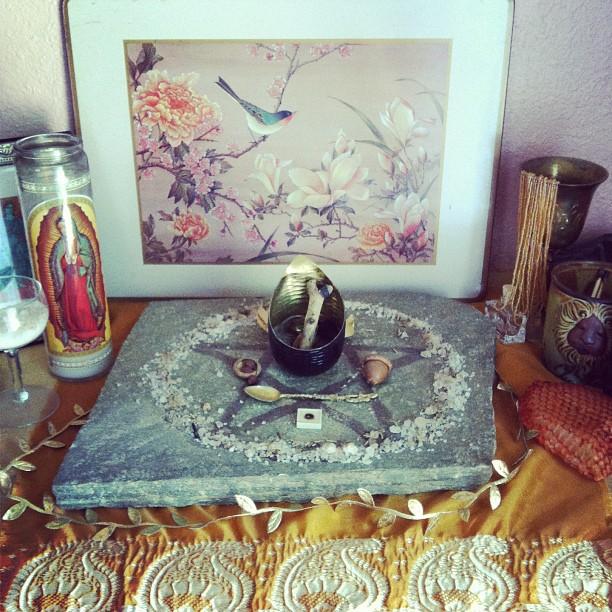 baby altar
