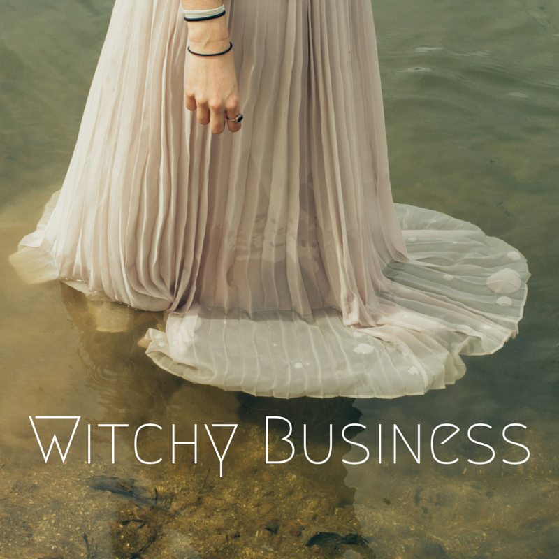 Why I Use the Word Witch